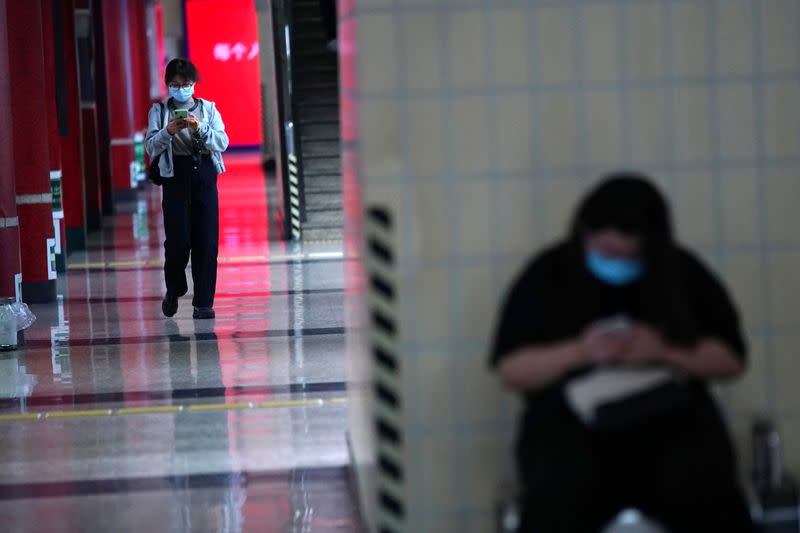 Mainland China reports 21 new COVID-19 cases vs 15 a day earlier