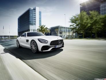每條停止線就是起跑線 全新 Mercedes-AMG GT、GTR重裝上陣