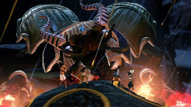 Lara Croft and the Temple of Osiris UK pre-order bonuses announced