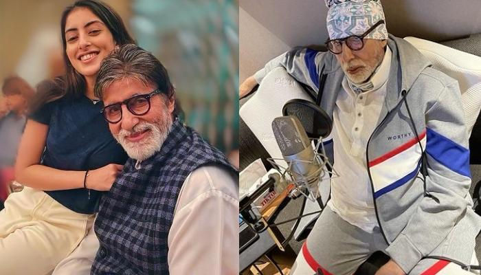Navya Naveli Nanda's Sweetest Reaction On Grandfather, Amitabh Bachchan's Midnight Thoughts On Music - Yahoo India News