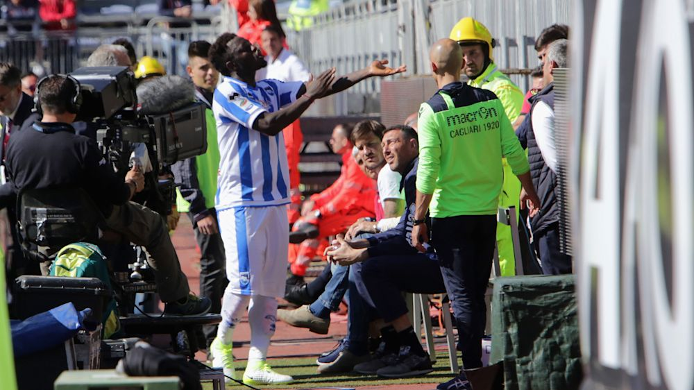 "EXCLUSIVE: ""All the black race want is respect"" - Baffoe on Muntari racism row"