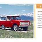 Join a Ford historian for a quick tour of the Bronco archives