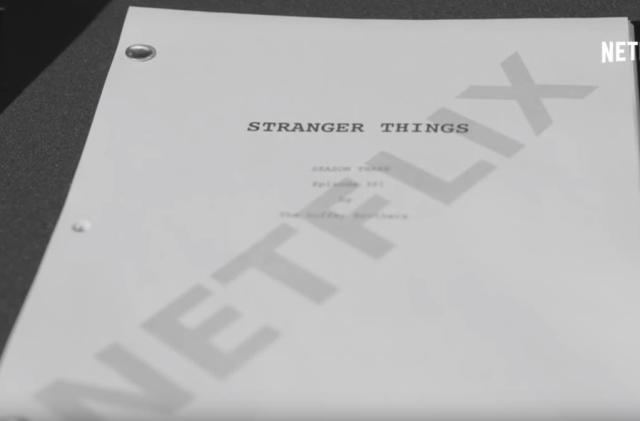 Netflix ya ha empezado el rodaje de 'Stranger Things 3' y quiere que lo veas en vídeo