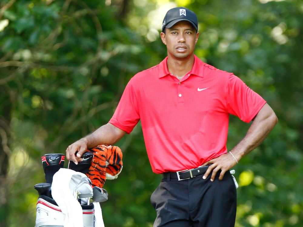 Tiger Woods: Diese Geste seiner Golfkollegen rührt ihn zutiefst