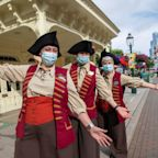 'We were missing the magic': Last Disney park reopens amid pandemic