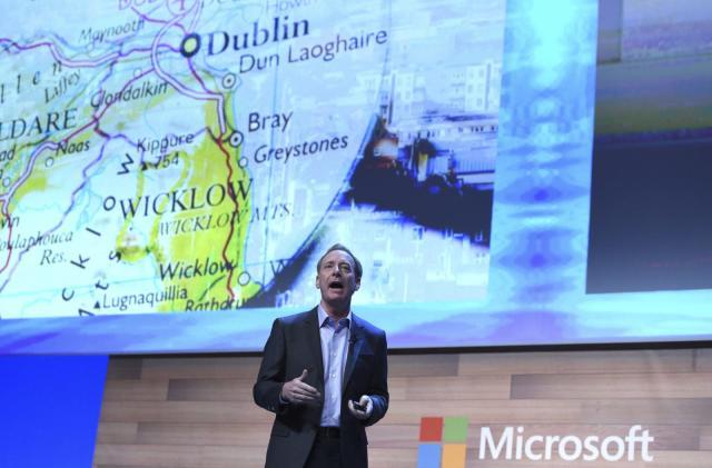 Supreme Court will hear challenge to Microsoft's data privacy case