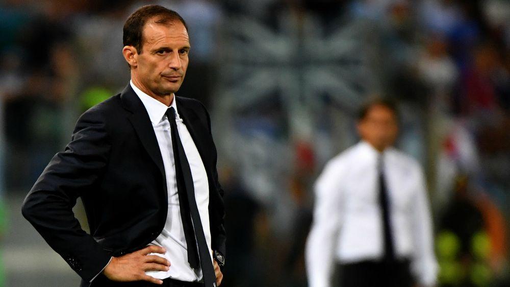 """Juventus sconfitta, Allegri si arrende: """"Che polli, la Lazio ha meritato"""""""