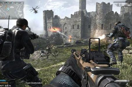 Xbox Live weekly deals include Call of Duty: Ghosts, Assassin's Creed 4