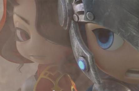Here's a MapleStory 2 teaser