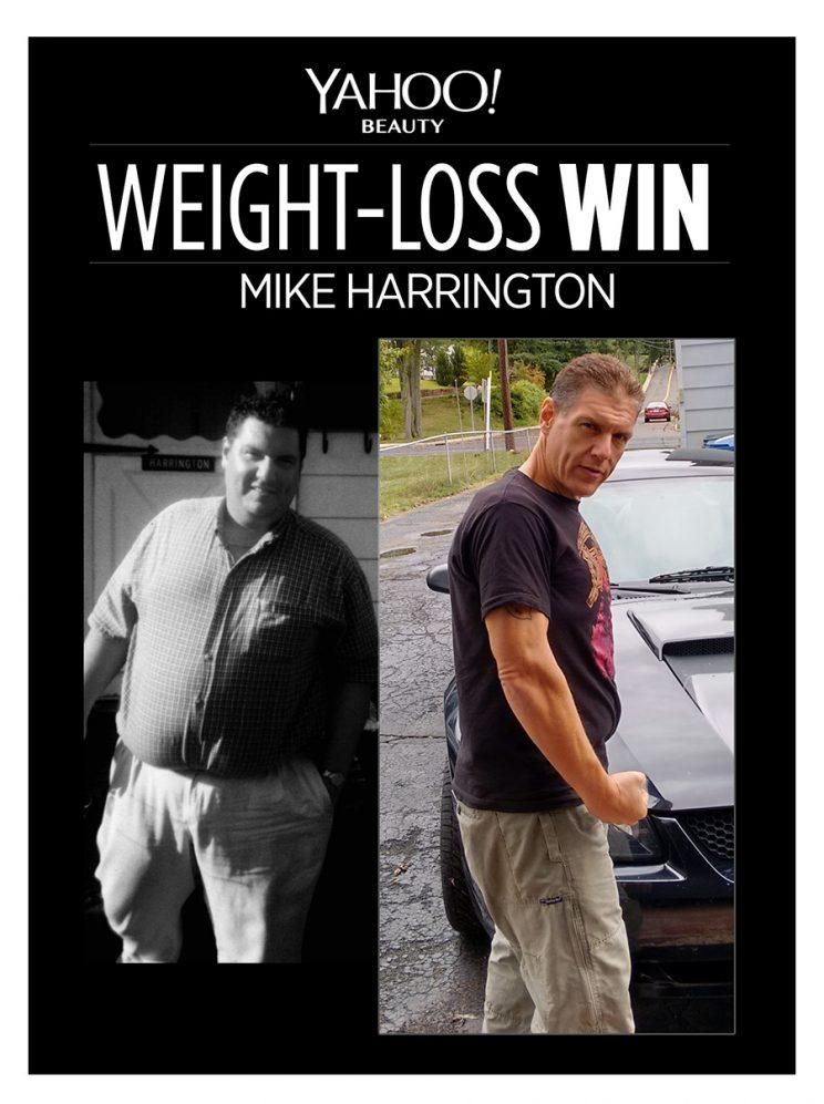 "Mike Harrington Lost 209 Pounds: ""Sometimes I forget that ..."