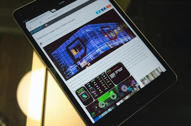 Twitch made multitasking a lot easier on iOS 9