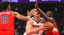 Aberwitziges Lineup: Nuggets schreiben NBA-Geschichte