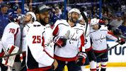 Twitter shows Ovechkin love after reaching his first Cup final