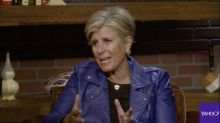 Suze Orman to average investors: Don't sell during downturns