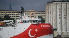 Türkei entsendet erneut Gas-Erkundungsschiff ins östliche Mittelmeer
