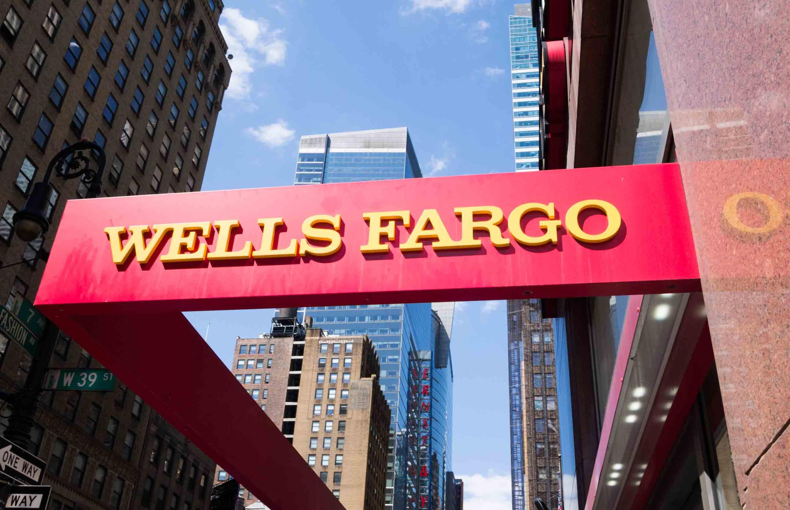 Wells Fargo Fined $185 Million Over Fake Credit Card