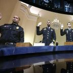Capitol police officers testify to Jan. 6 committee