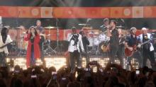 Lady Antebellum Joins Earth, Wind & Fire for Joyous Collaboration at 2017 CMT Awards