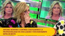 Lydia Lozano amenaza con abandonar 'Sálvame'