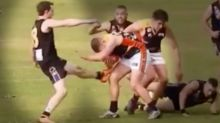 Disgraced footy club still suffering from 'sickening' incidents