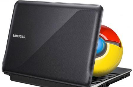 Samsung doing a 10-inch Chrome OS netbook later this year