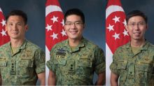 Singapore appoints new Chief of Defence Force, Chief of Army