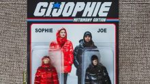 Joe Jonas and Sophie Turner Have Been Turned Into Action Figures
