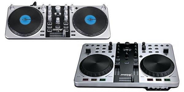 Gemini drops two new FirstMix USB DJ controllers, helps you get your foot in the club