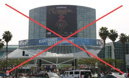 E3: RIP? Like, for reals?