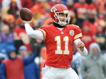 NFL: Indianapolis Colts at Kansas City Chiefs