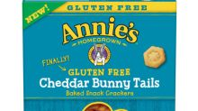 Hop Back to School with Annie's® New Gluten-Free Cheddar Bunny Tails and Lunchbox Favorites for Everybunny