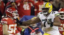 Packers' versatile offensive line keeps overcoming injuries