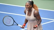 Serena Williams hits top gear to end Maria Sakkari's challenge at US Open