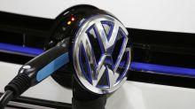 VW raises mid-term profit, sales outlook