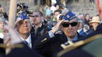 Veterans, Leaders Mark 70th D-Day Anniversary