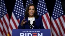 'Impossible dream': Kamala Harris inspires in father's Jamaica