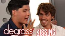 Degrassi Kising Game - Who's Kissed Who? - Munro Chambers, Luke Bilyk