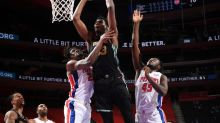 NBA: Balanced scoring leads Pistons past Grizzlies
