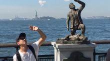 El monumento insólito a una abducción extraterrestre que atrae a miles de turistas en Nueva York