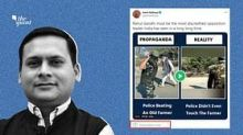 Twitter Labels Malviya's Post on Farmers' Protest as 'Manipulated'