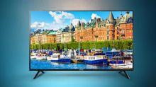 Veja Smart TV TCL de 43 polegadas por menos de 1.600 reais