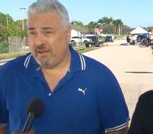 Parkland Shooting Survivor's Dad Escaped Earlier Las Vegas Shooting