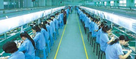 Foxconn raises Chinese worker wages