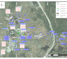 MacDonald Mines Hits 7.18 g/t gold over 13.23 m, including 41.44 g/t gold over 1.09 m and 22.60 g/t gold over 1.00 m