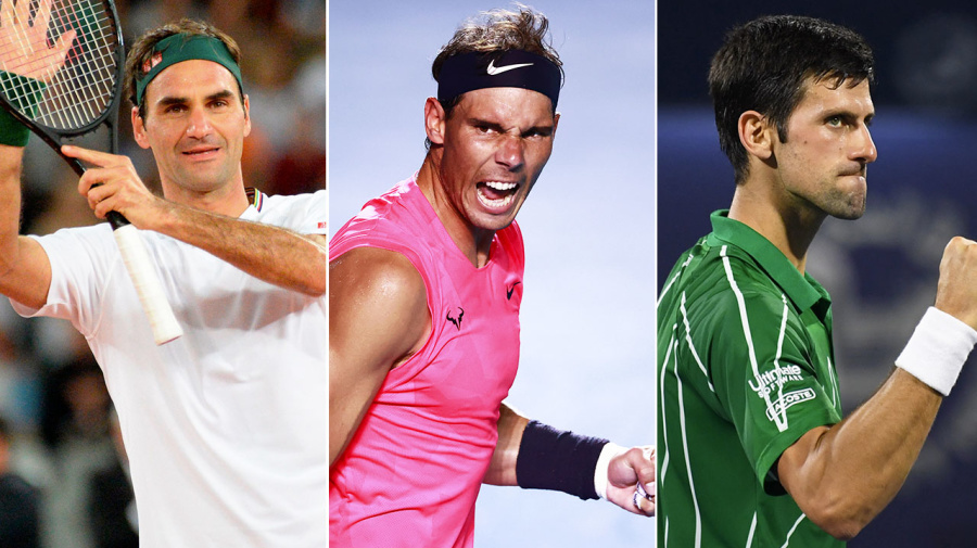 'Helps him the most': Tennis great's bold Big Three call