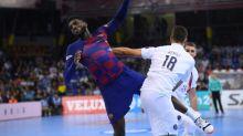 Hand - ESP - Espagne: Ludovic Fabregas et Dika Mem remportent la Supercoupe avec le FC Barcelone