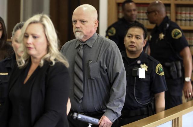 Court convicts murder suspect found through a DNA database