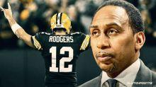 Stephen A. Smith Touts Aaron Rodgers Trade To Washington Football Team