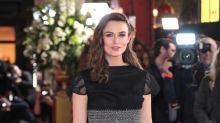 Keira Knightley ya no rueda escenas de sexo a las órdenes de hombres
