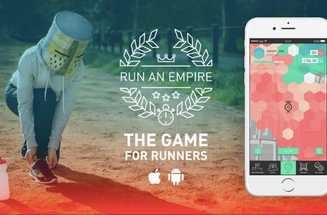 'Run an Empire' turns exercise into an AR strategy game